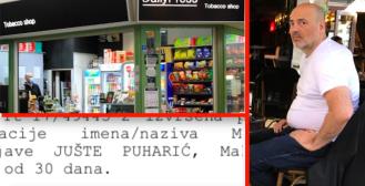 Kockar Jušte Puharić imperij proširio na duhan, s lancem kioska konkurira Tisku