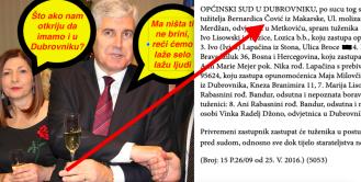 Predsjednik HDZ-a BiH Dragan Čović sakrio u imovinskoj kartici nekretninu u Dubrovniku