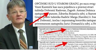 Milanovićev favorit Radovan Dobronić bio je načelnik u vrijeme pšenične afere, vodio je stečajeve Kutline tvrtke i Glumina banke