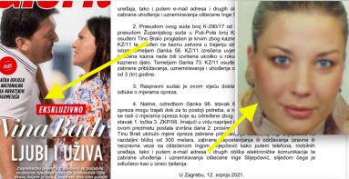 Tino Bralo: bivšem dečku Nine Badrić sud ukinuo zabranu približavanja poznatoj odvjetnici