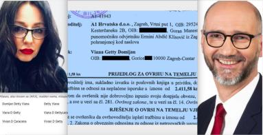 Šogorica Joška Klisovića u ime A1 pokušava ovršiti 71-godišnju staricu iz Amerike