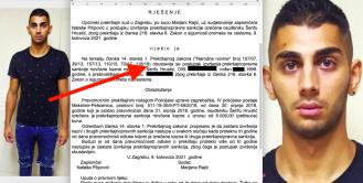 Razbojnik koji je pobjegao policiji u Zagrebu pa uhićen oslobođen plaćanja novčane kazne