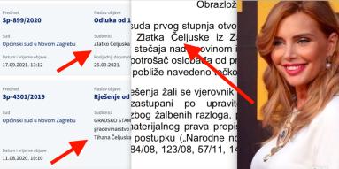 Bivši suprug Tončice Čeljuske opet u sudskim postupcima zbog dugova