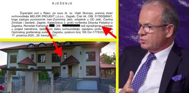 Sudski rasplet naloga za deložaciju osuđenog brata Ivića Pašalića