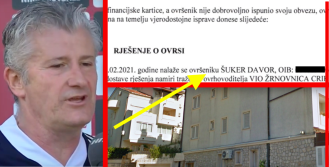 Davora Šukera zbog jadranskog apartmana sustigla i druga ovrha