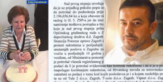 Unuk Šime Krasić Luka Ivančić prije pada s kilo heroina poslovno krahirao a brat mu bankrotirao zbog 2 milijuna kn duga