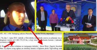Osuđeni ucjenjivač članova Kriznog stožera Boris Štitić stvorio milijunske dugove u ZG tvrtkama, u Sloveniji poslovao iz vile