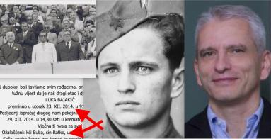 Otac Ratka Bajakića bio je zastupnik Hrvatske u YU skupštini i predsjednik Fudbalskog saveza Jugoslavije