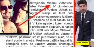 Bivši zaručnik Tatjane Jurić i brat lobista Natka Vlahovića provalio u tuđi stan obmanuvši da je radnik Elektre