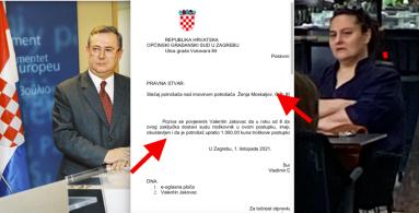 Muž Martine Tomčić platio 1.000 kn troškova osobnog stečaja, i dalje duguje gotovo 25 milijuna kn