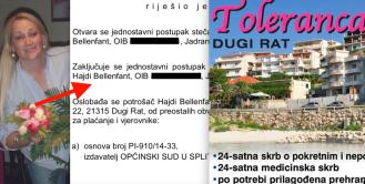 Kontroverzna vlasnica Doma za starije i nemoćne otišla u osobni stečaj u Splitu pa oslobođena svih dugova