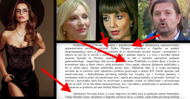 Severinin bivši Milan Popović i Gordana Buljan Flander dijele istu odvjetnicu