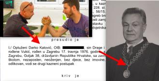 Dekanov sin, vrtlar hrvatske elite i obitelji Tuđman, osuđen za krađe u dućanima uz obvezu liječenja ovisnosti