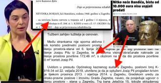 Bespravnom korisniku 174 m2 na Jelačić placu od 2003. - udruzi osuđenog Josipa Brace Pila presuđena ovrha