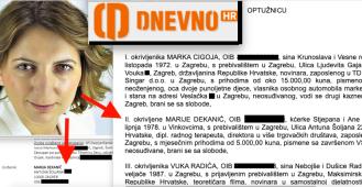 Nakon optužnice za iznudu šeficu Dnevno.hr Mariju Dekanić sustigla ovrha A1 od skoro 10 tisuća kuna