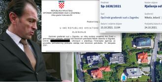 Financijska agencija RH tražila osobni bankrot sina Nikice Jelavića - Nikole
