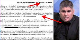 Financijska agencija RH traži stečaj tvrtke Velimira Bujanca koja producira TV Bujicu