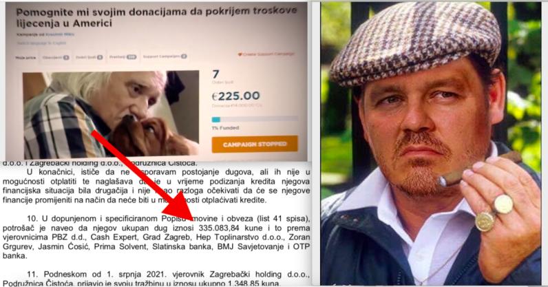 Profesor Darija Juričana koji je ostao dužan brojnim studentima bankrotom oslobođen dugova u iznosu 336.432,69 kn