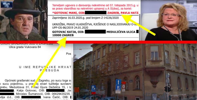 Naslijedili veliki stan kultnog redatelja u srcu Zagreba pa na sudu izborili da ne plaćaju pričuvu