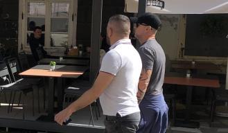 Predsjednikov glasnogovornik s tetoviranim dečkom prošetao Tkalčom