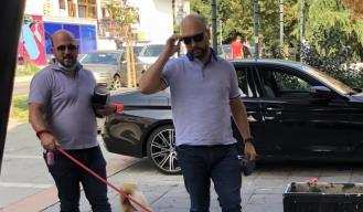 Nakon gubitka saborskih fotelja Gordan Maras i Mihael Zmajlović uhvaćeni u dokolici